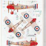 Eduard-8095-Morane-Saulnier-Type-N-45-150x150 Morane Saulnier Type N im Maßstab 1:48 ProfiPack von Eduard #8095