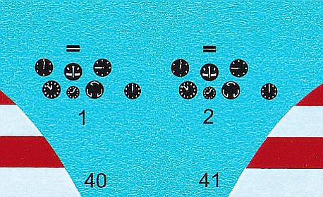 ICM-32050-Stearman-PT-17-Decals-3 Stearman PT-17 Kaydet in 1:32 von ICM #32050