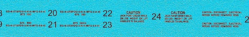 ICM-32050-Stearman-PT-17-Decals-4 Stearman PT-17 Kaydet in 1:32 von ICM #32050