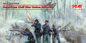 Union Infantry in 1:35 von ICM # 35020