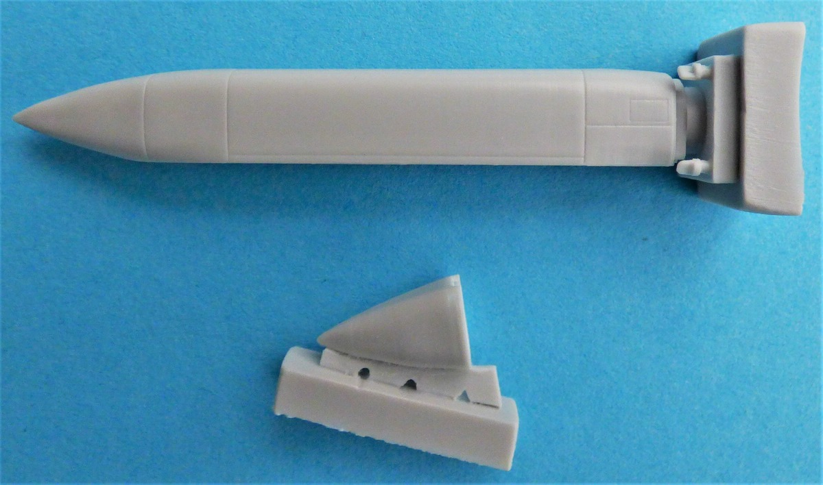 IsraCast-48045-QRC-490-Massive-Chaff-Dispenser-2 QRC-490 Massive Chaff Dispenser von IsraCast in 1:48 #IC 48045