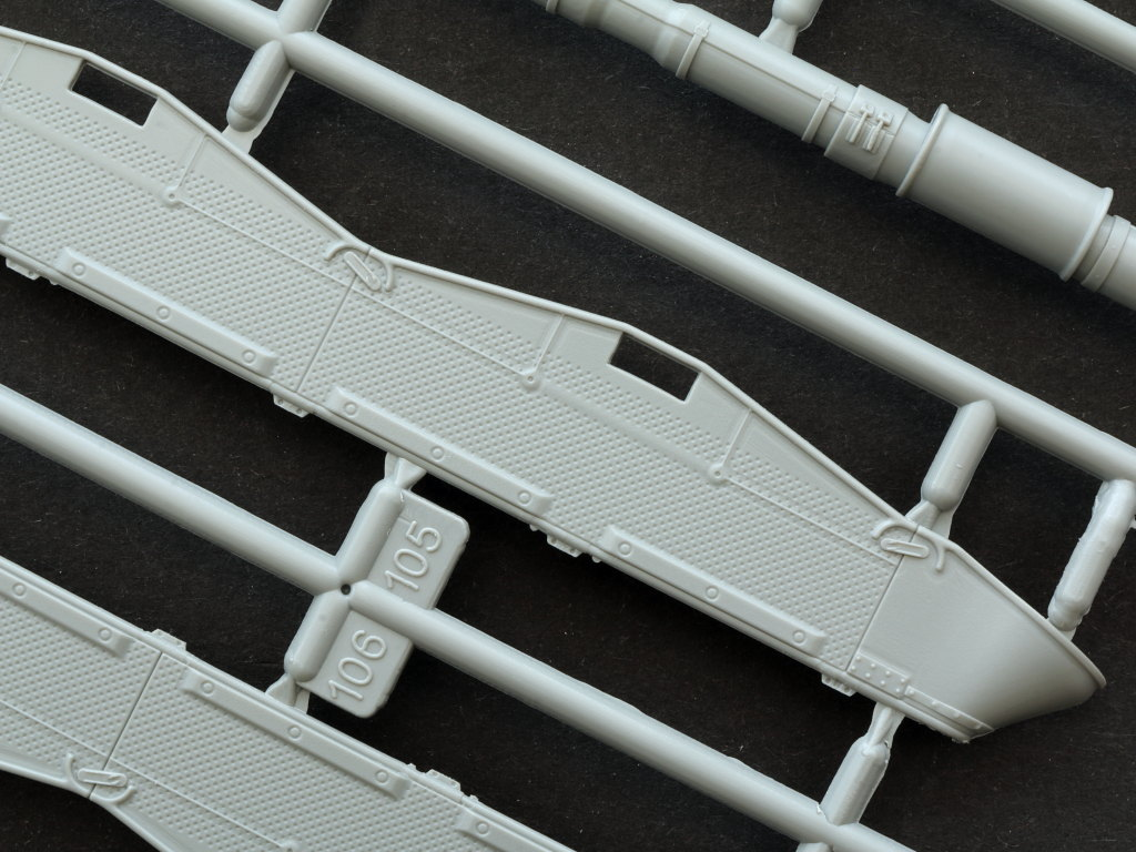 M3 Leopard 1A5 1:35 Revell (#03320)