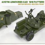 MIniArt-39009-Austin-1918-Pattern-10-150x150 Austin 1918 pattern Western Front von MiniArt # 39009