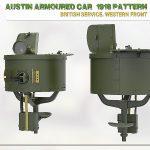 MIniArt-39009-Austin-1918-Pattern-12-150x150 Austin 1918 pattern Western Front von MiniArt # 39009