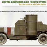 MIniArt-39009-Austin-1918-Pattern-14-150x150 Austin 1918 pattern Western Front von MiniArt # 39009