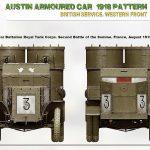 MIniArt-39009-Austin-1918-Pattern-15-150x150 Austin 1918 pattern Western Front von MiniArt # 39009