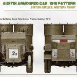 MIniArt-39009-Austin-1918-Pattern-17-150x150 Austin 1918 pattern Western Front von MiniArt # 39009