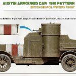 MIniArt-39009-Austin-1918-Pattern-18-150x150 Austin 1918 pattern Western Front von MiniArt # 39009