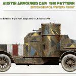 MIniArt-39009-Austin-1918-Pattern-20-150x150 Austin 1918 pattern Western Front von MiniArt # 39009