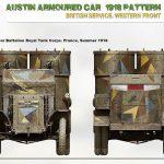 MIniArt-39009-Austin-1918-Pattern-21-150x150 Austin 1918 pattern Western Front von MiniArt # 39009
