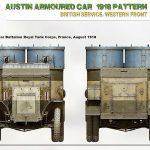 MIniArt-39009-Austin-1918-Pattern-23-150x150 Austin 1918 pattern Western Front von MiniArt # 39009