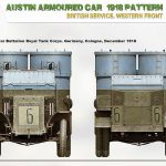 MIniArt-39009-Austin-1918-Pattern-25-150x150 Austin 1918 pattern Western Front von MiniArt # 39009