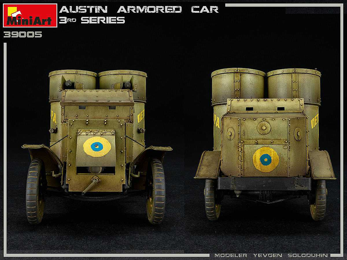 MiniArt-39005-Austin-Armoured-Car-3rd-Series-gebaut-8 Gebaut: Austin Armoured Car von MiniArt # 39005
