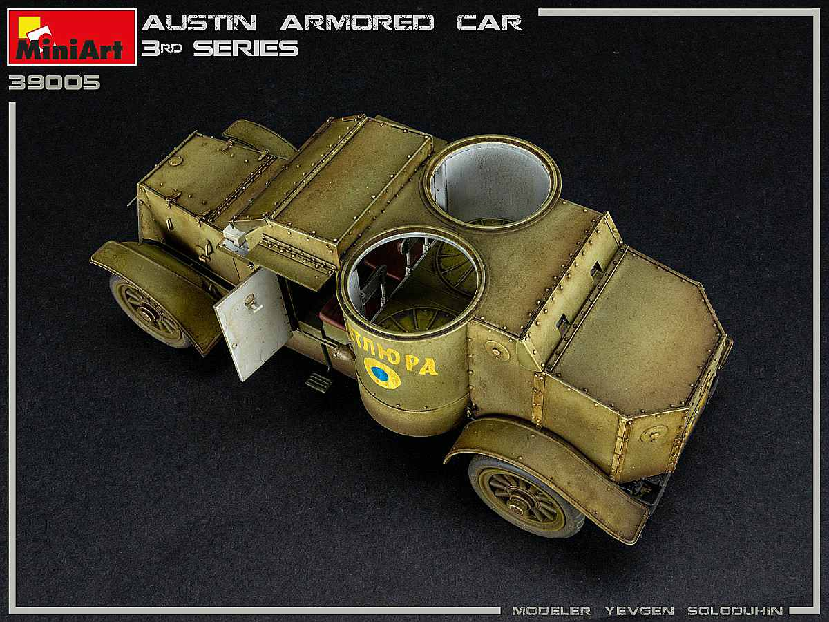 MiniArt-39005-Austin-Armoured-Car-3rd-Series-gebaut-9 Gebaut: Austin Armoured Car von MiniArt # 39005