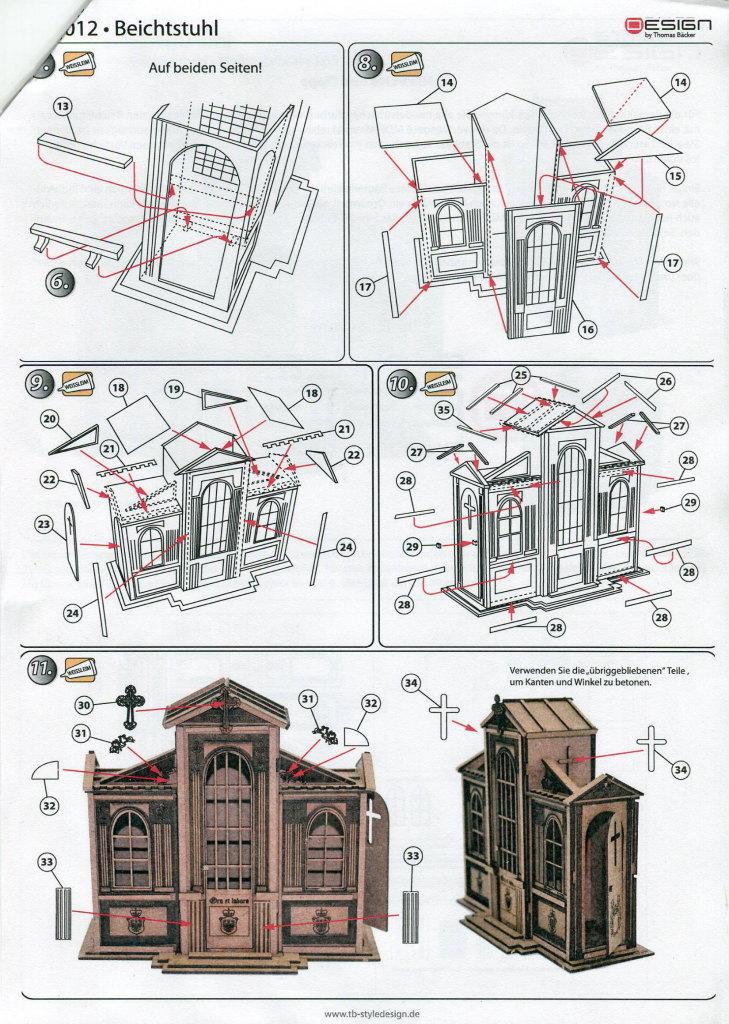 Review_Style_Design_Beichtstuhl_04 Beichtstuhl - Style Design 1/35
