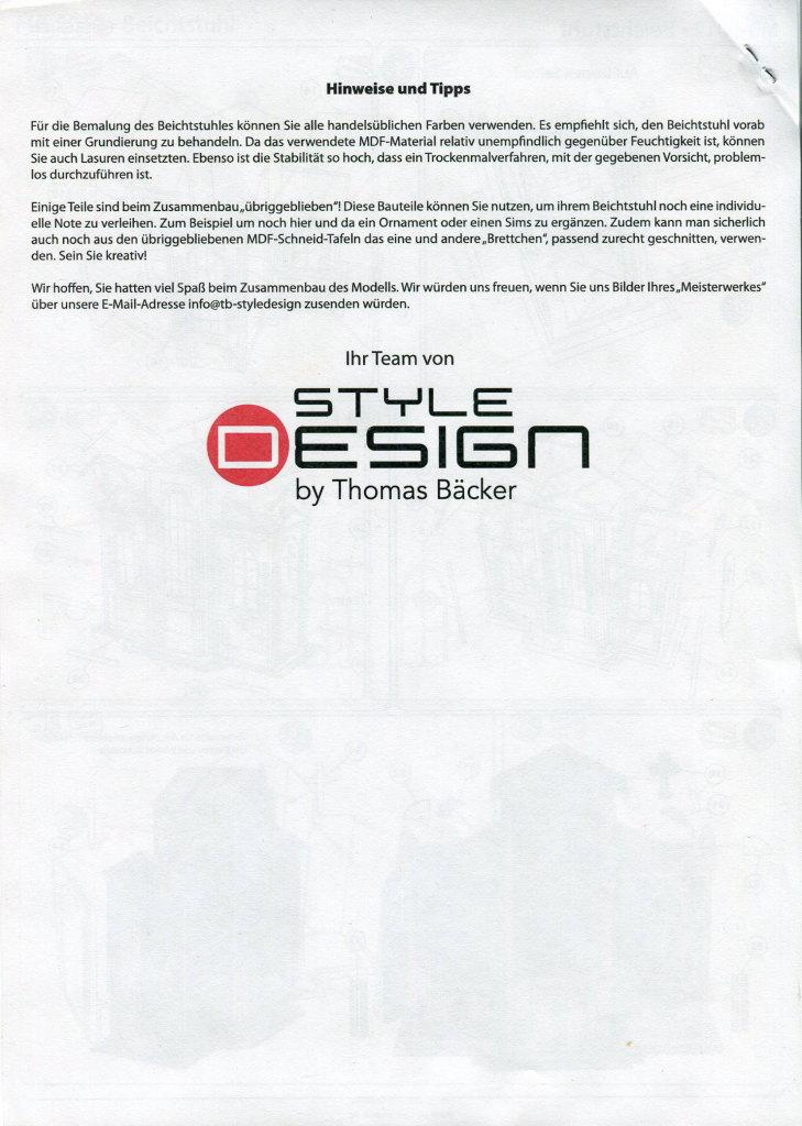 Review_Style_Design_Beichtstuhl_05 Beichtstuhl - Style Design 1/35