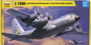 C-130H Hercules – Zvezda 1/72