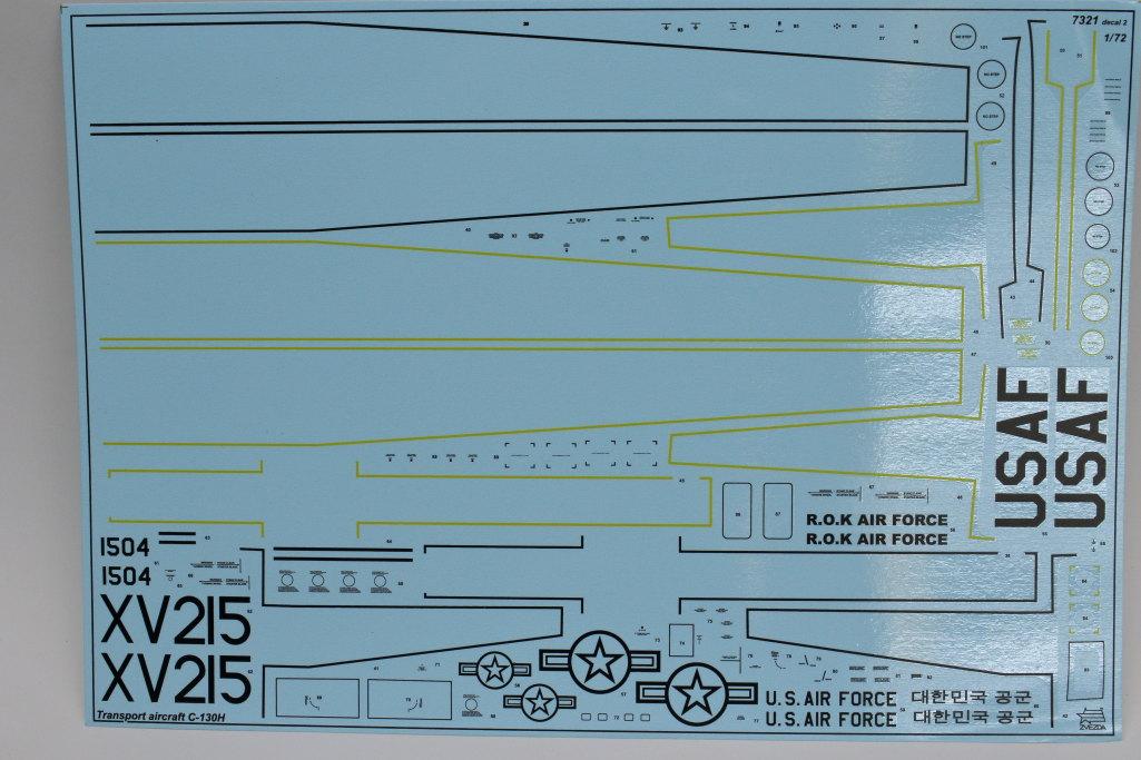 Review_Zvezda_C-130H_48 C-130H Hercules - Zvezda 1/72