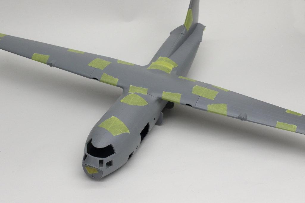 Review_Zvezda_C-130H_56 C-130H Hercules - Zvezda 1/72