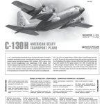 Review_Zvezda_C-130H_67-150x150 C-130H Hercules - Zvezda 1/72
