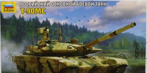 T-90MS Russian Main Battle Tank – Zvezda 1/72