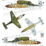 Special-Hobby-SH-72341-Heinkel-He-162-10-150x150 Heinkel He 162A in 1:72 von Special Hobby # SH 72341