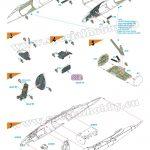 Special-Hobby-SH-72341-Heinkel-He-162-4-150x150 Heinkel He 162A in 1:72 von Special Hobby # SH 72341