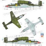 Special-Hobby-SH-72341-Heinkel-He-162-7-150x150 Heinkel He 162A in 1:72 von Special Hobby # SH 72341