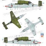 Special-Hobby-SH-72341-Heinkel-He-162-9-150x150 Heinkel He 162A in 1:72 von Special Hobby # SH 72341