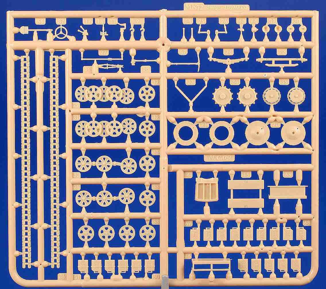 SpecialArmour-SA-72021-Sd.Kfz-10-12 Sd.Kfz 10 in 1:72 von Special Armour # SA72021