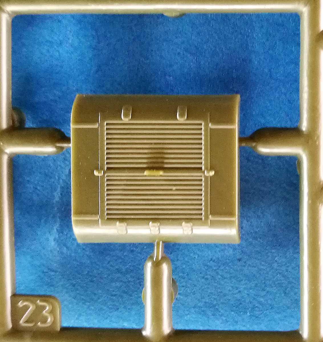 Zvezda-6247-T-28-1zu100-10 T-28 in 1:100 von Zvezda # 6247