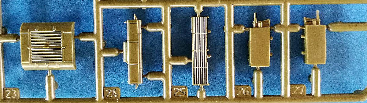 Zvezda-6247-T-28-1zu100-9 T-28 in 1:100 von Zvezda # 6247