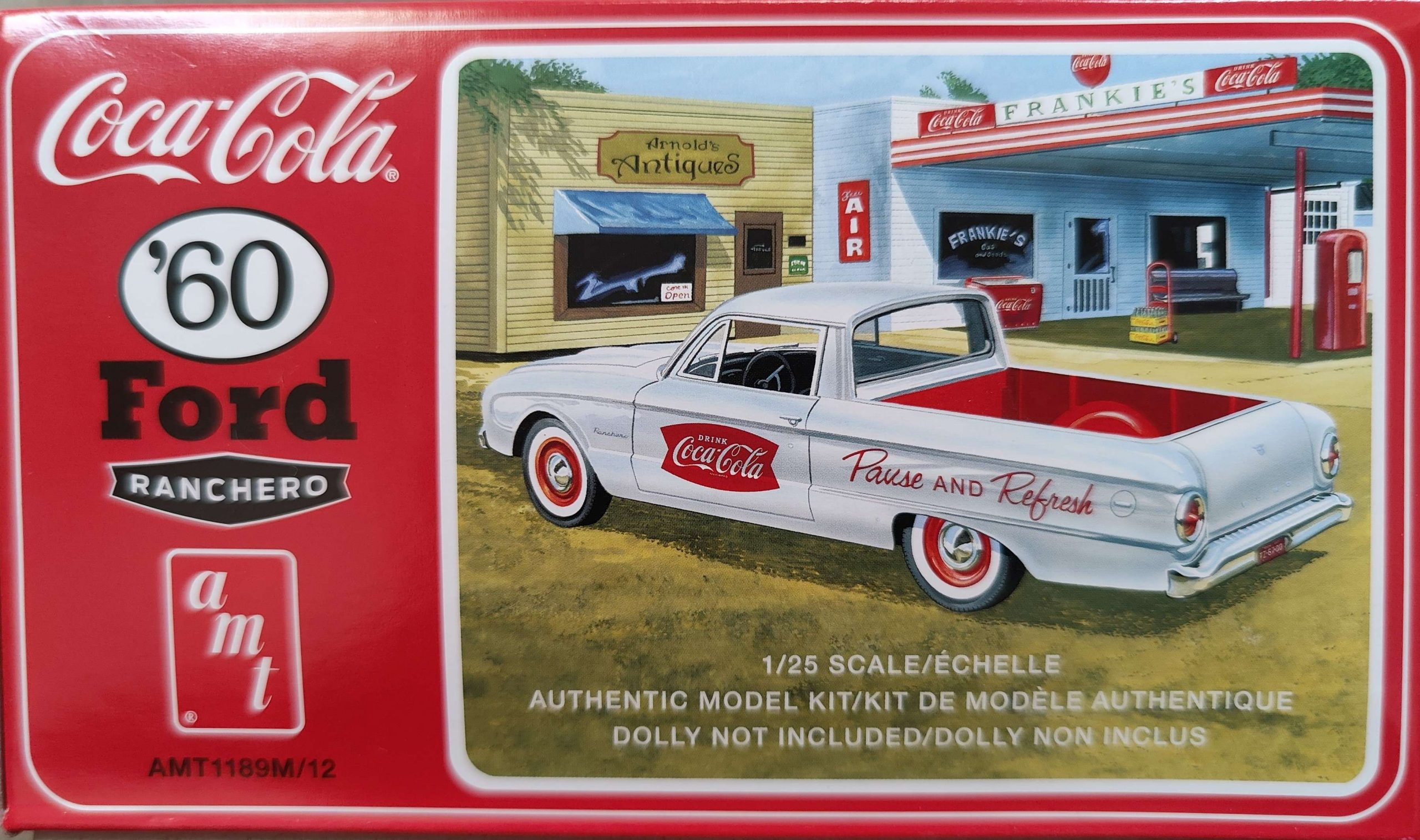 """AMT_cola_Ranchero02-scaled 1960 Ford Ranchero """"Coca Cola"""" in 1:25 von AMT"""