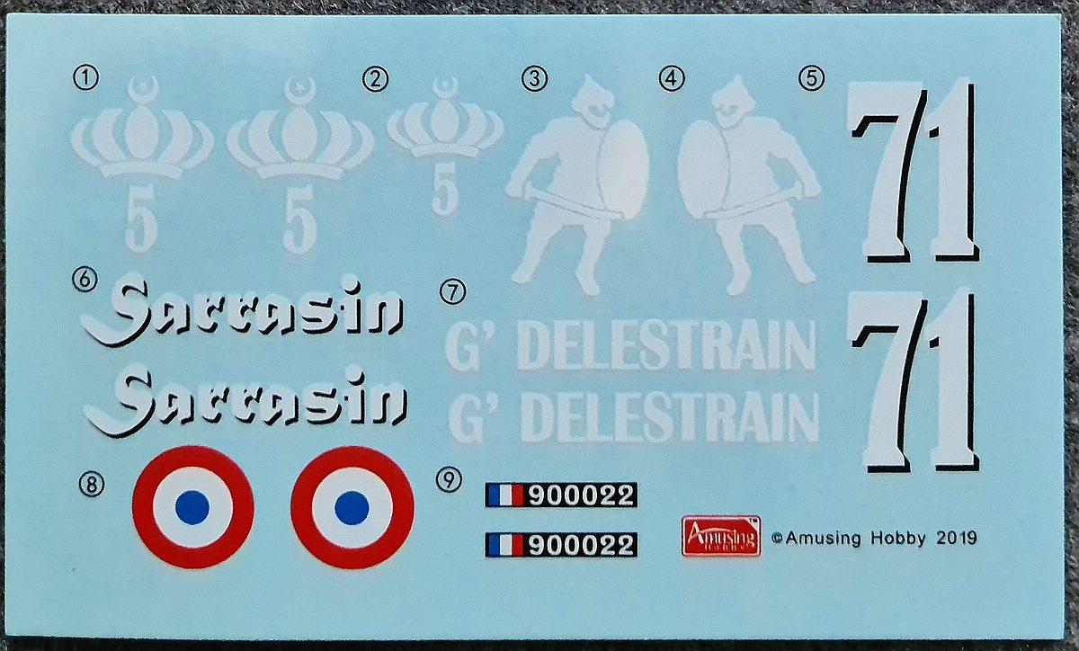 Amusing-Hobby-35A025-ARL-44-2 ARL-44 in 1:35 von Amusing Hobby # 35A025