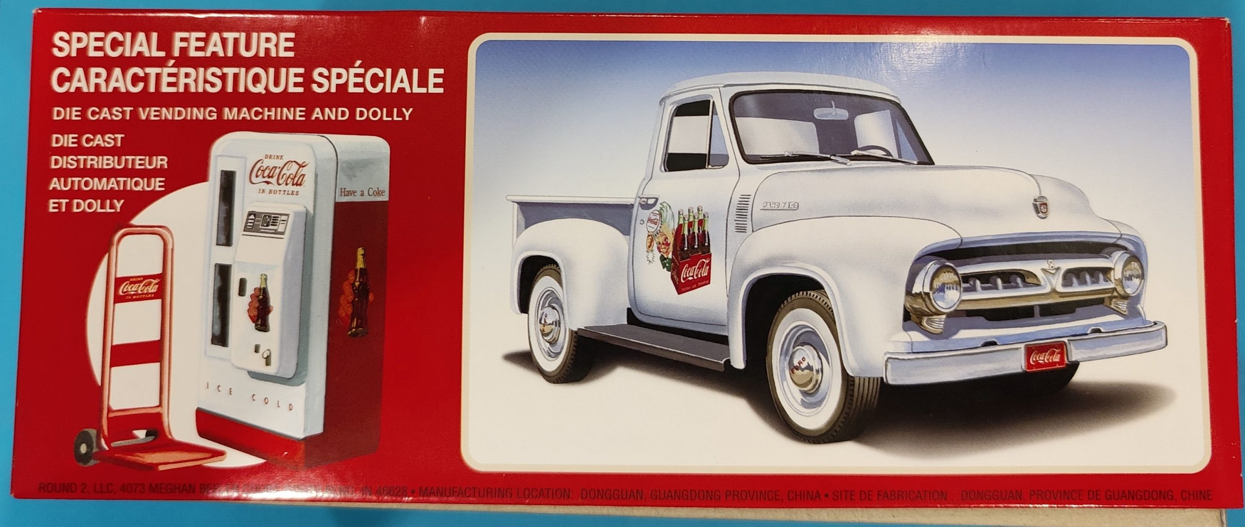 "FordF10003-scaled 1053er Ford F100 ""Coca Cola"" in 1:25 von AMT"