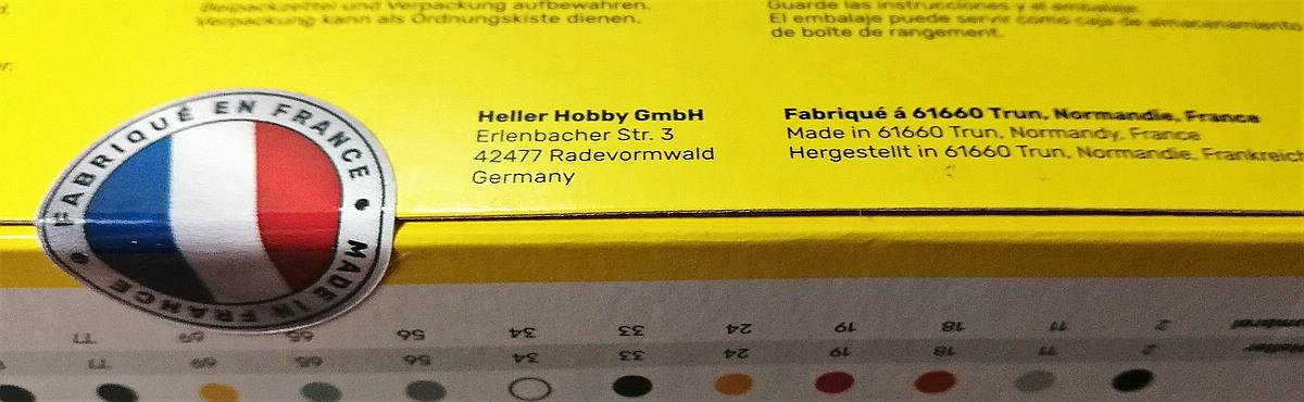 Heller-80287-SAAB-91-Safir-21 Saab 91 Safir in 1:72 von Heller # 80287