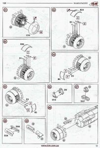 ICM-32021-Fiat-CR-42LW-Bauanleitung-11-202x300 ICM 32021 Fiat CR 42LW Bauanleitung (11)