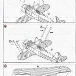 ICM-32021-Fiat-CR-42LW-Bauanleitung-13-150x150 Fiat CR 42 Luftwaffe in 1:32 von ICM #32021
