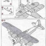 ICM-32021-Fiat-CR-42LW-Bauanleitung-19-150x150 Fiat CR 42 Luftwaffe in 1:32 von ICM #32021