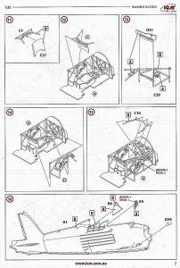 ICM-32021-Fiat-CR-42LW-Bauanleitung-5-202x300 ICM 32021 Fiat CR 42LW Bauanleitung (5)