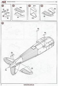 ICM-32021-Fiat-CR-42LW-Bauanleitung-8-201x300 ICM 32021 Fiat CR 42LW Bauanleitung (8)