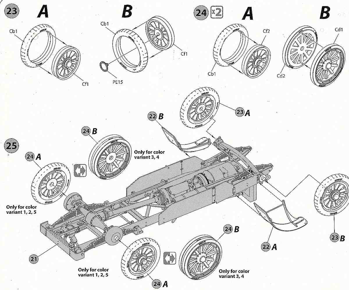 MIniArt-39005-Austin-Armoured-Car-3rd-series-13 Austin Armored Car 3rd Series in 1:35 von MiniArt #39005