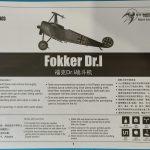 Merit_FokkerDR114-150x150 Fokker Dr. I in 1:24 von Merit