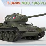 MiniArt-37091-T-34-85-1945-Fabrik-112-4-150x150 T-34/85 Modell 1945, Fabrik 112 in 1:35 von MiniArt