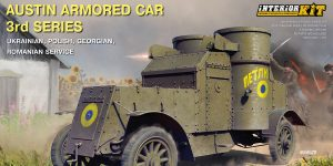 Austin Armored Car 3rd Series in 1:35 von MiniArt #39005