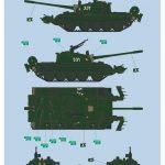 Revell-03328-T-55-mit-KMT-Bauanleitung-15-150x150 T-55 A/AM mit KMT Minenräumer in 1:72 von Revell # 03328