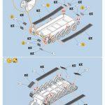 Revell-03328-T-55-mit-KMT-Bauanleitung-7-150x150 T-55 A/AM mit KMT Minenräumer in 1:72 von Revell # 03328