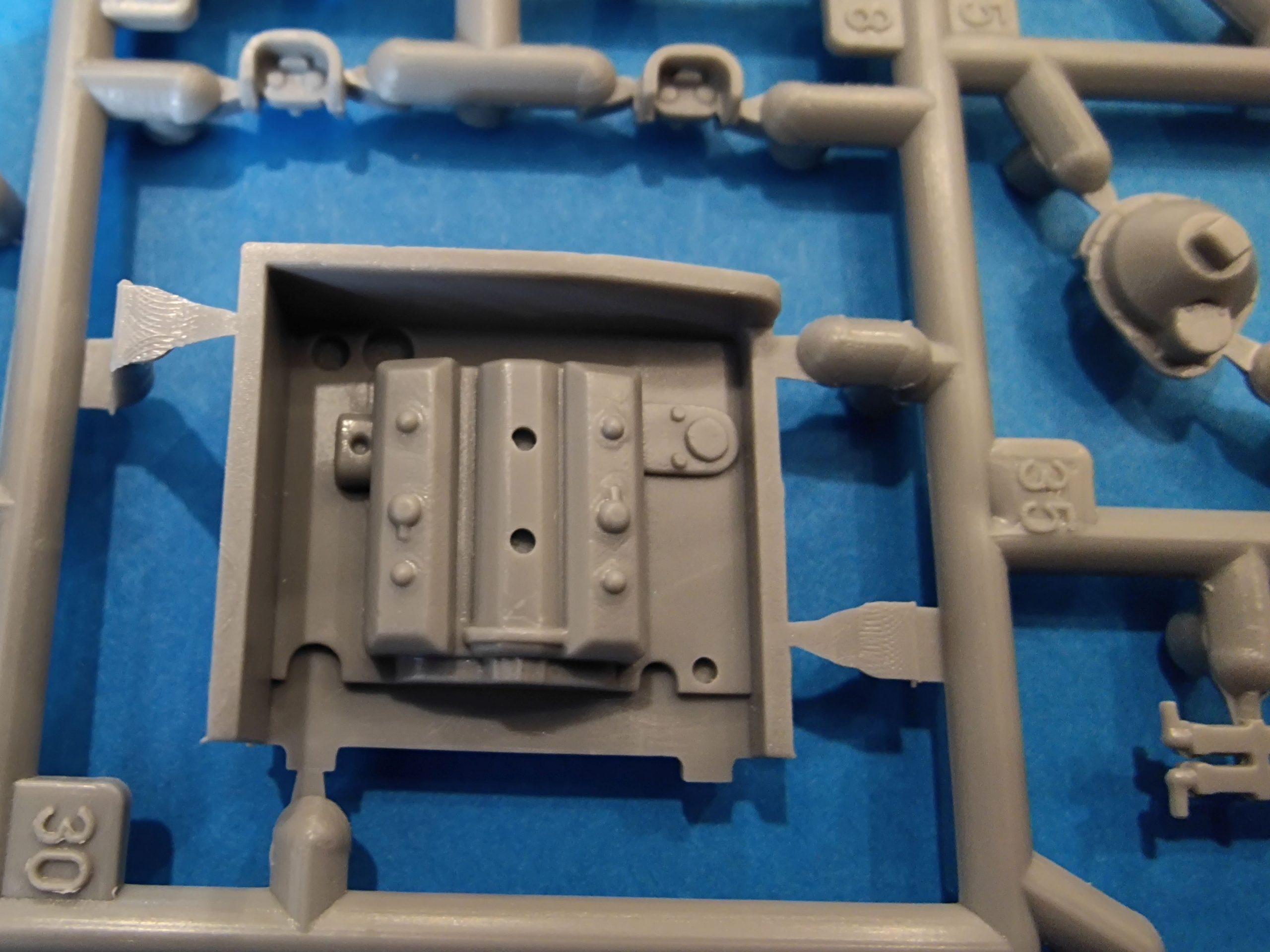Revell_M109A04-scaled Panzerhaubitze M109A6 in 1:72 von Revell #03331