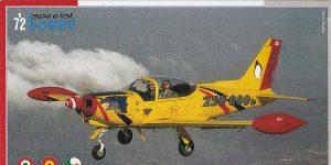 SIAI-Marchetti SF-260 in 1:72 von SpecialHobby #SH 72418