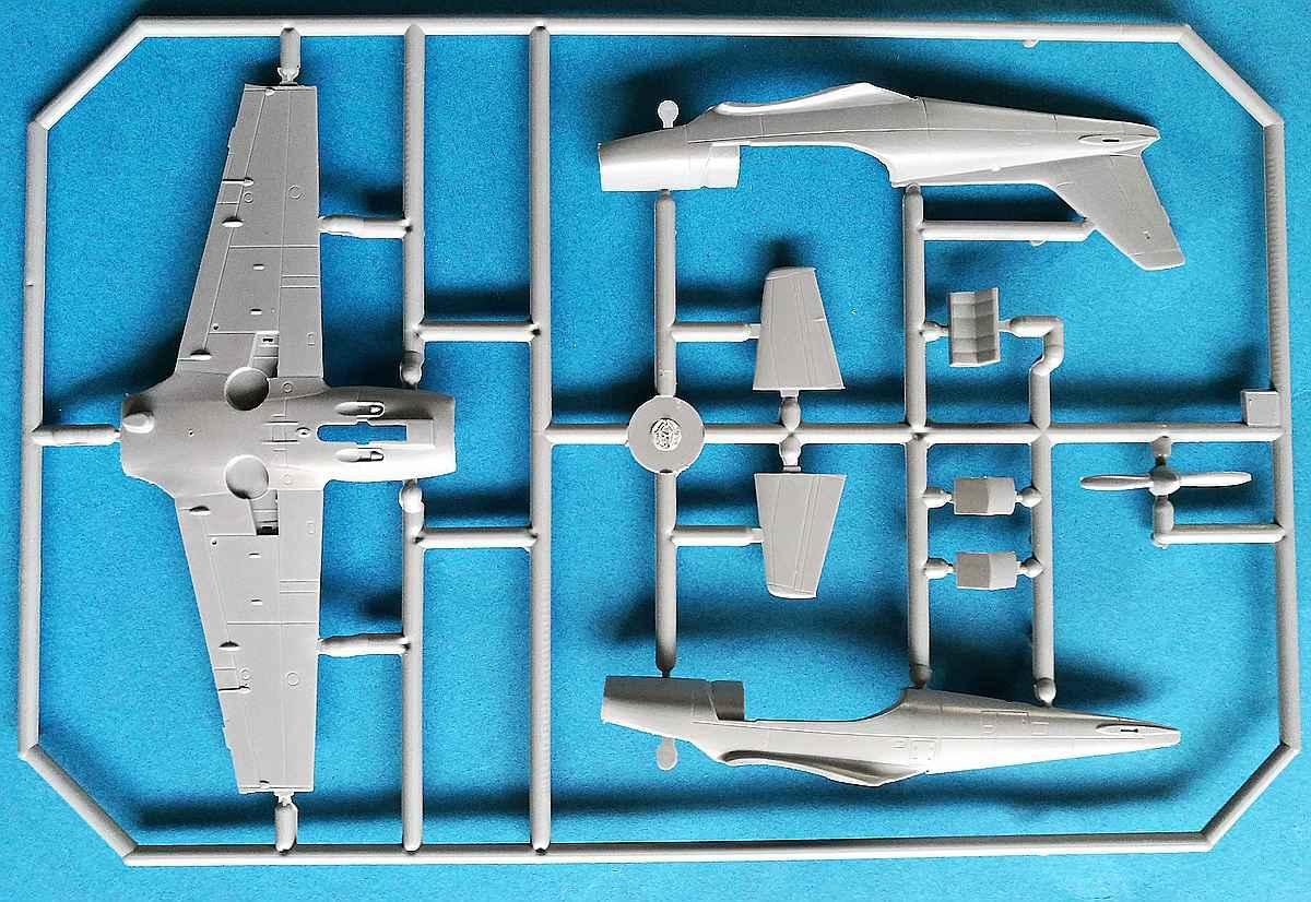 SpecialHobby-SH-72418-SIAI-Marchetti-SF-260-21 SIAI-Marchetti SF-260 in 1:72 von SpecialHobby #SH 72418